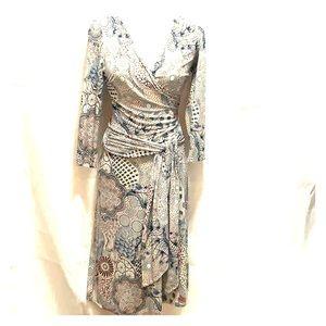 BCBG Maxazria dress 2/4 sleeve